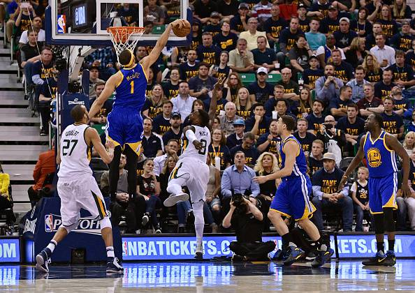 Stoppata di JaVale McGee