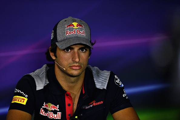 Renault, cambio in vista: Sainz al posto di Palmer in Malesia?