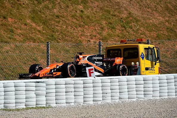 Fernando Alonso GP Spagna