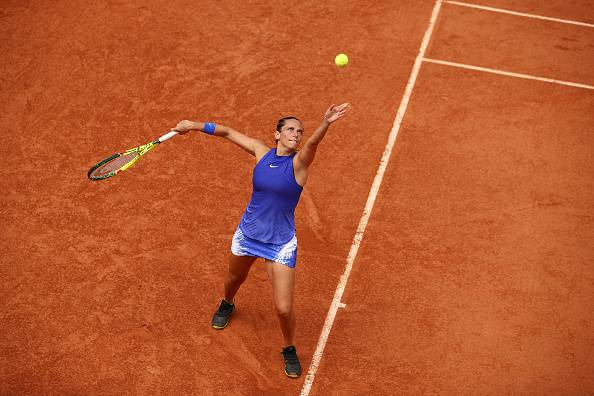 Vinci Puig Roland Garros 2017