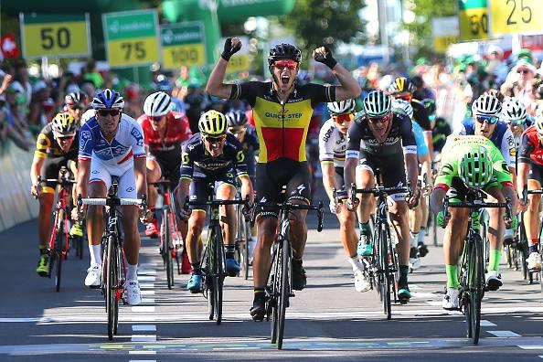 Giro di Svizzera 2017, Damiano Caruso mette la freccia