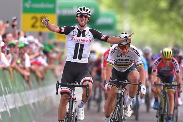 Warbasse vince la quarta tappa, Caruso in giallo