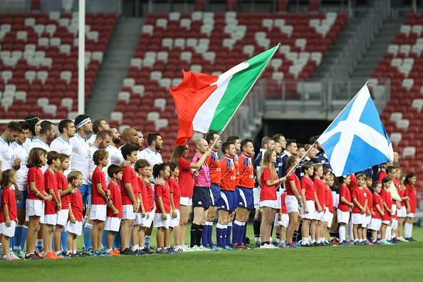 Test Match Rugby, Australia-Italia: il XV di Conor O'Shea