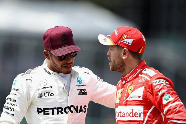 """Formula 1, Hamilton: """"Seb, vergogna"""". Vettel: """"Nessun problema con Lewis"""""""