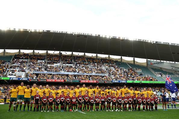 Test Match Rugby, Italia-Australia: il XV del ct Michael Cheika