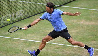 Federer ATP Halle