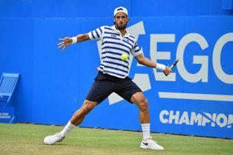 Feliciano Lopez ATP Londra