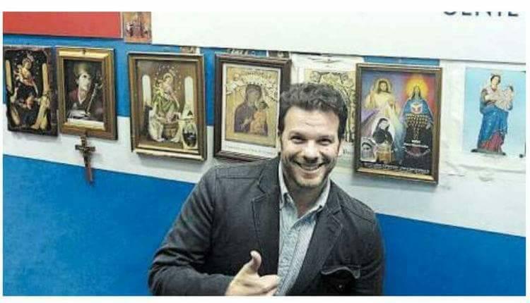 """Napoli, il vice di Amazon tifoso azzurro: """"Che gioco spettacolare"""""""