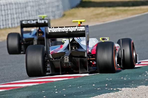 La Williams fa debuttare Ghiotto