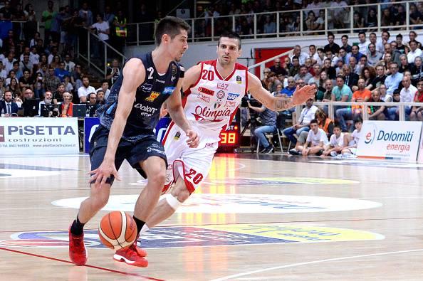 Diego Flaccadori europei basket