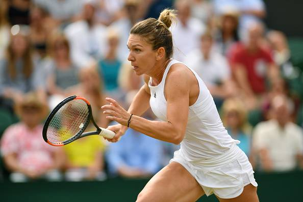 Wimbledon: Muguruza e Venus Williams in semifinale, Halep ko