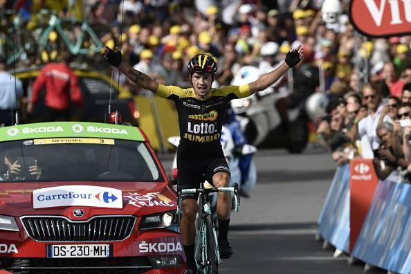 Tour de France, Aru crolla sull'Izoard: