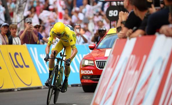 Tour de France 2017, Froome firma il poker. Bodnar vince la cronometro di Marsiglia
