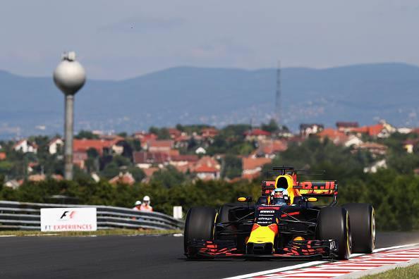 F1 GP Ungheria 2017 Risultati PL2: Daniel Ricciardo si conferma al comando