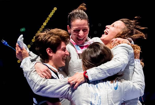 Mondiale di Scherma, Italia Campione del Mondo: è oro!