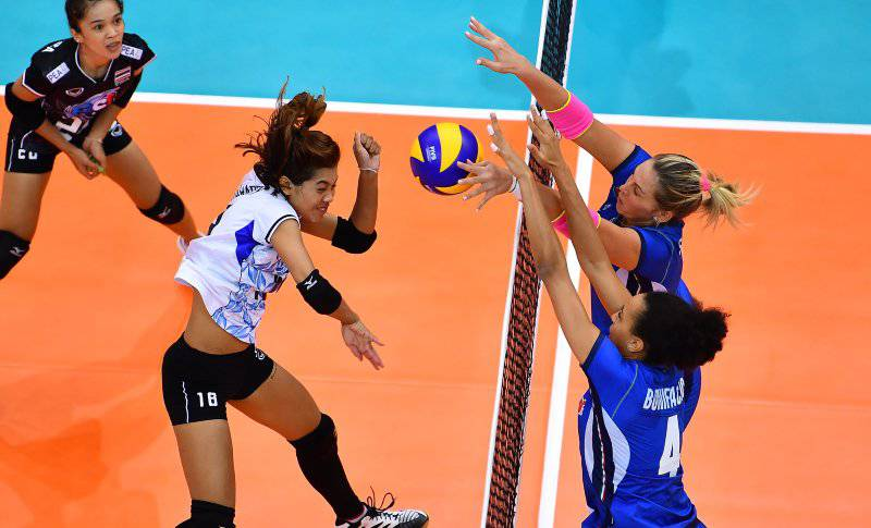 World Grand Prix Volley, la Thailandia supera l'Italia: sconfitta indolore