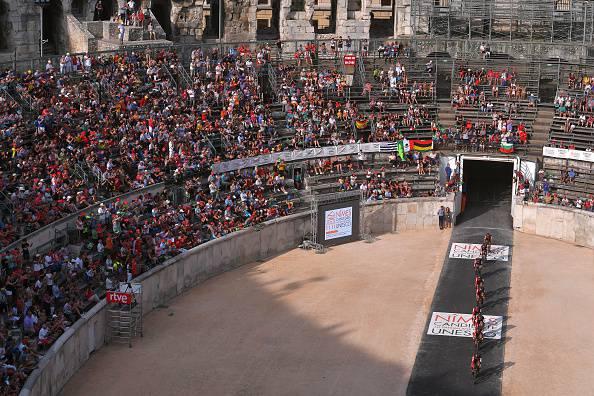 Vuelta a Espana 2017, subito la BMC. Rohan Dennis la prima maglia roja