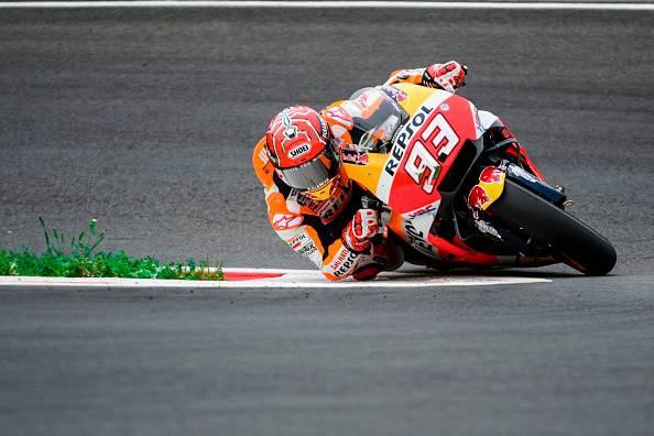 """Moto GP, Marquez: """"Il nostro obiettivo è il podio"""""""