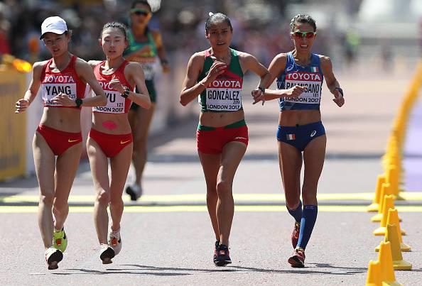 Mondiali di atletica: Antonella Palmisano bronzo nella 20 km di marcia