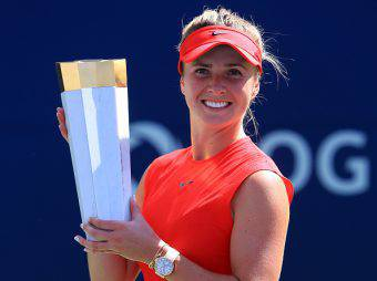 Elina Svitolina WTA Toronto