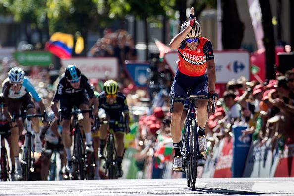 Vuelta: Vincenzo Nibali vince la terza tappa, Froome nuovo leader