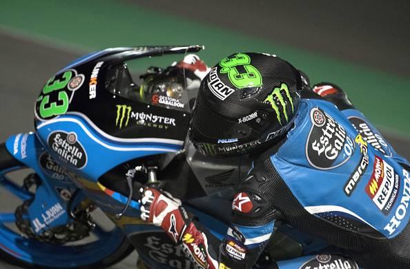 Enea Bastianini moto 3