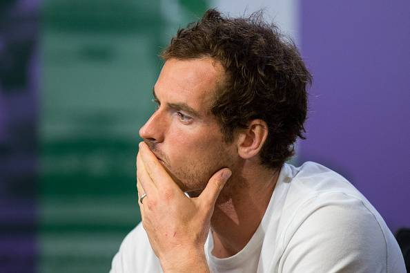 Murray medita il ritiro