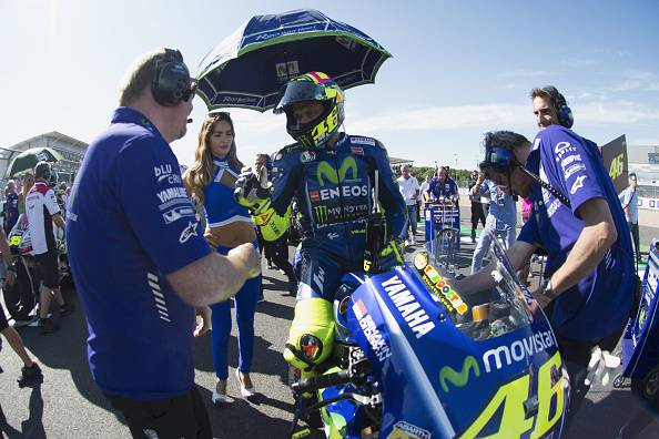 Moto GP, Valentino Rossi vola ad Aragon: decisive domani le visite mediche