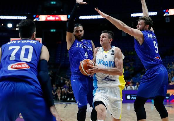 ucraina italia eurobasket 2017