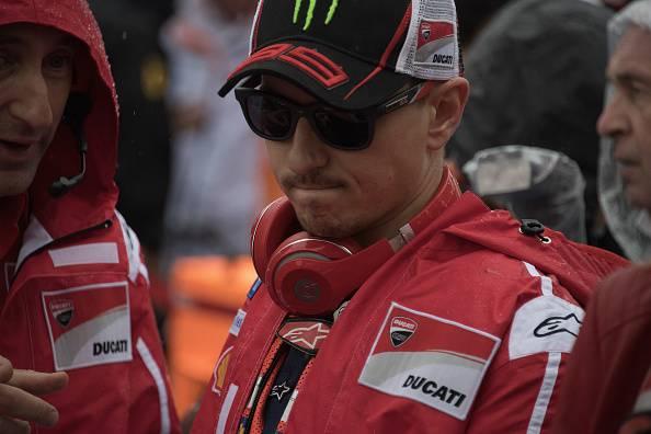 MotoGP Aragon, Qualifica: Lorenzo,
