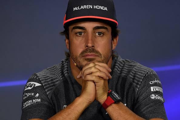 Fernando Alonso dice addio alla Formula Uno