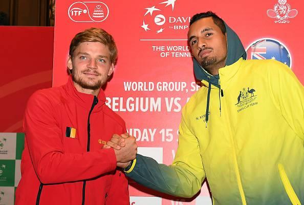 Coppa Davis: impresa Belgio, sarà finale contro la Francia