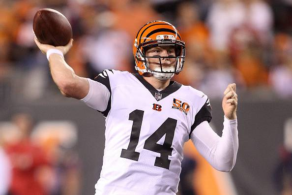 NFL, Week 2: colpo Houston a Cincinnati. Bengals ancora ko