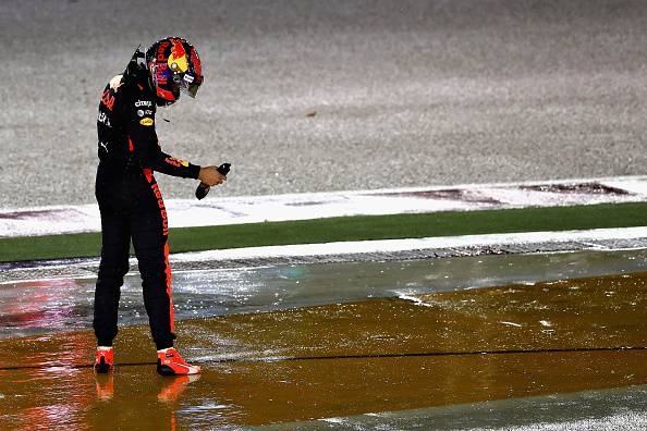Formula 1, la telemetria di Max Verstappen: ha frenato per evitare l'impatto