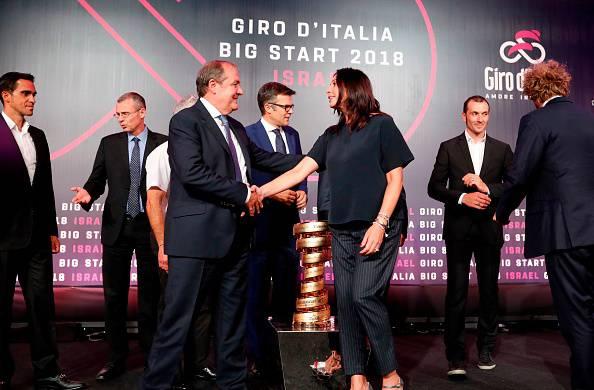 Giro d'Italia 2018: ecco tutti i dettagli. Si parte da Gerusalemme