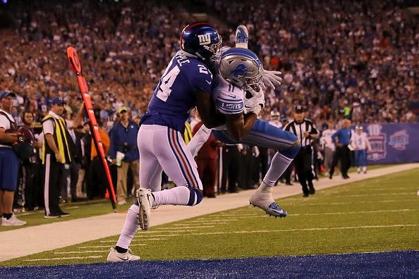NFL, Week 2: la giornata si conclude con il colpo dei Lions sui Giants