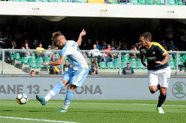 Ciro Immobile Hellas Verona Lazio