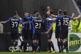 lione atalanta europa league