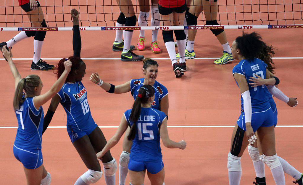 Volley, Italia-Azerbaijan 3-1: ottimo test pre Europei