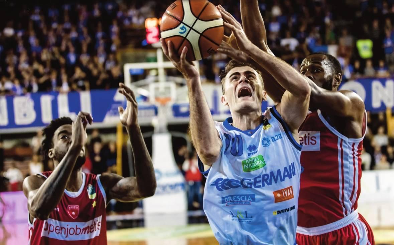 Brescia-Varese lega basket