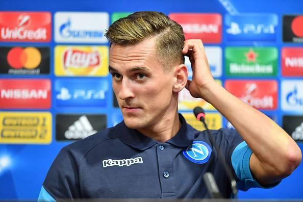 """Calciomercato Napoli, Milik apre al Chievo: """"Ci penso…"""""""