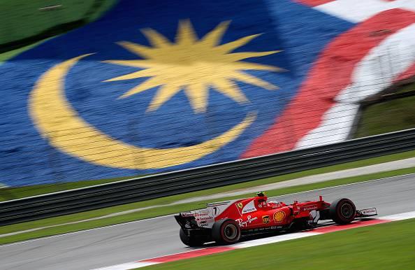 Kimi Raikkonen gp malesia
