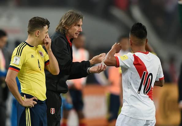 colombia perù qualificazioni mondiali 2018