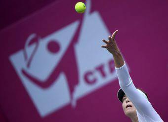 Maria Sharapova wta tianjin