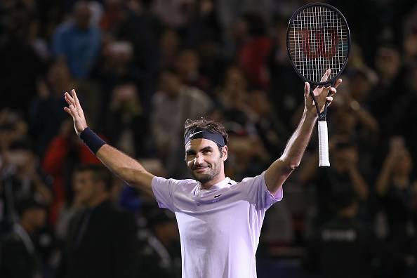 Federer Dubai