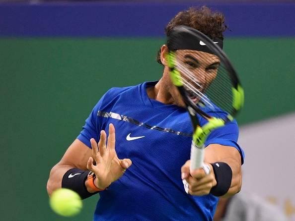 Federer Nadal Shanghai