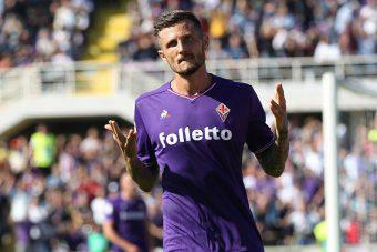 Cyril Théréau Fiorentina Udinese