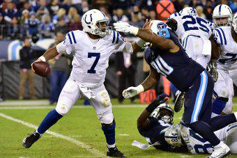 indianapolis colts tennessee titans