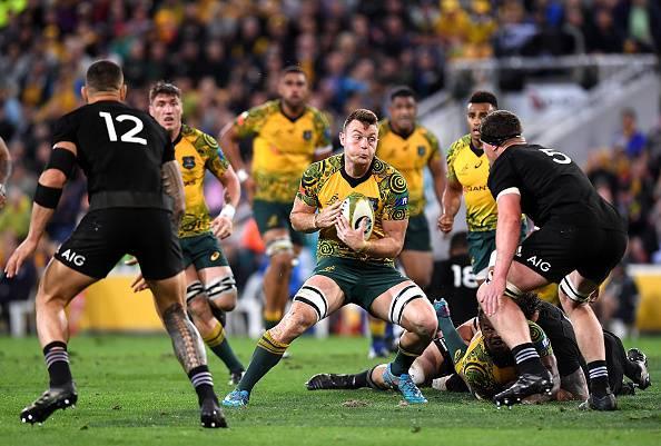 Rugby: dopo due anni l'Australia torna a battere la Nuova Zelanda