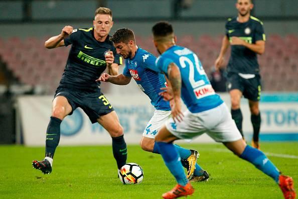Serie A, l'Inter rallenta il Napoli: al San Paolo termina 0-0